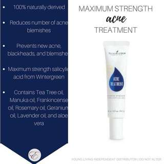 Young Living Maxmium Strength Acne Treatment