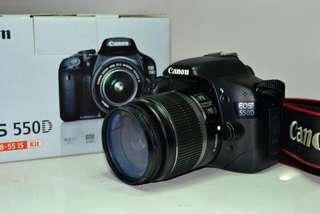 Camera Canon 550D