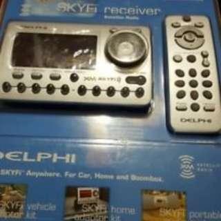Selling Best Price Delphi SKYFi Receiver Satelite Radio