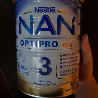 Nan Optigro 3 800g