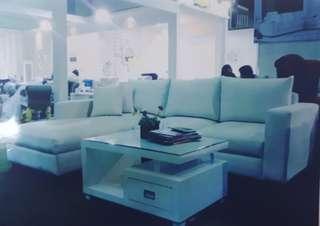 Sofa L Cicilan DP Cukup Bayar 199.000