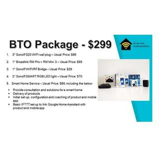 Hom-Me BTO Bundle Package