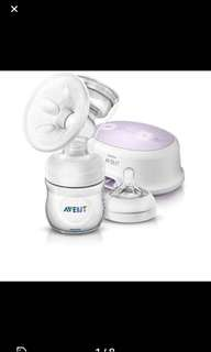 *FREE GIFTS* Avent Philips Electric Breastpump