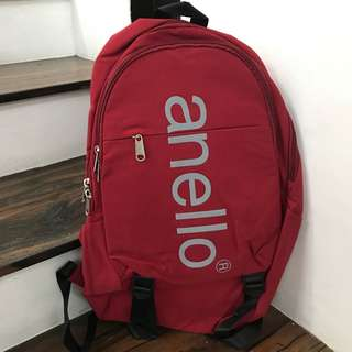 Authentic Anello Laptop Backpack