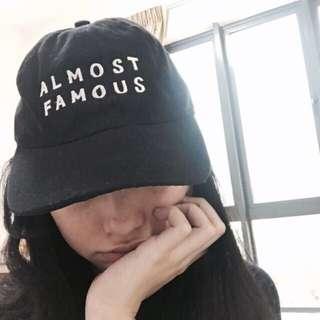 Almost Famous Cap