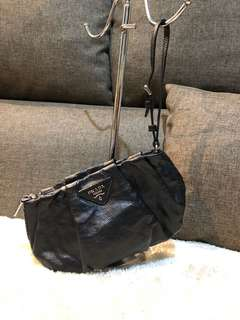 Authentic Prada Wristlet