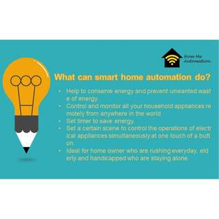 Hom-Me Smart Home Automation Service