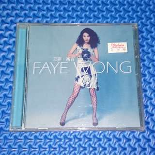 🆒 Faye Wong - Fable [2000] Audio CD