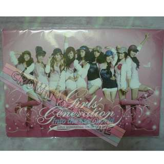 [LAST 1][CRAZY DEAL 90% OFF FROM ORIGINAL PRICE][READY STOCK]GIRLS GENERATION SNSD KOREA CONCERT OFFICIAL BROMIDE; ORIGINAL FR KOREA (PRICE NOT INCLUDE POSTAGE); POSLAJU:PENINSULAR AREA :RM10/SABAH SARAWAK AREA: RM15