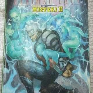 Senjata Misteri II 11 oleh Tony Wong