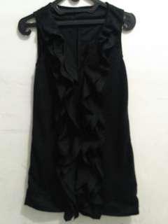 Dress ruffle