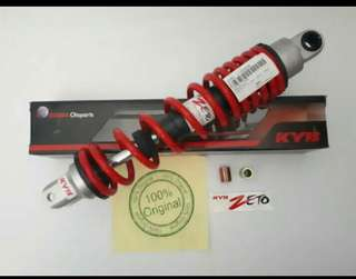 Shockbreaker shock belakang vario 125,150,beat,fi,esp cbs,  kayaba zeto