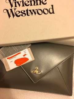 ⚡️Vivienne Westwood faux-leather pouch