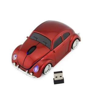 Wireless Beetle mouse