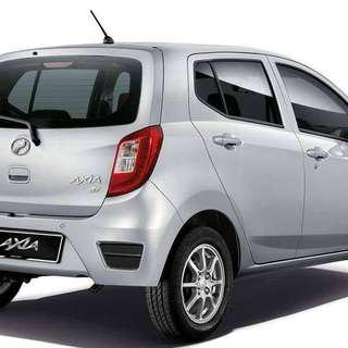 Car auto rental keramat ( axia ) 0163221510