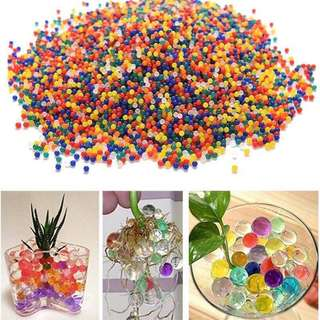 🚚 $5 for 10k piece Waterballs decoration