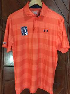 Under Armour Polo Shirt GOLF
