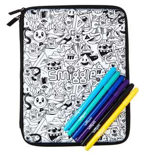 Brand New In Package Smiggle DIY Media Case