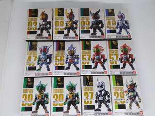 全新幪面超人Converge Kamen Rider $50@