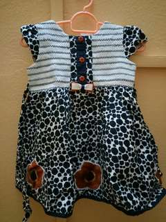 Baby girl gown / dress