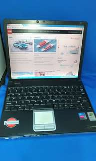 Toshiba Notebook Computer