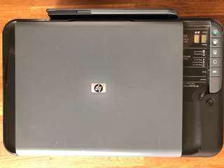 HP Deskjet F4435