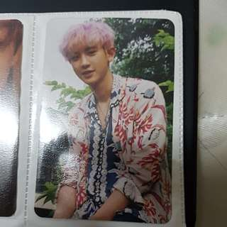 [WTS] CHANYEOL KOKOBOP OFFICIAL PC
