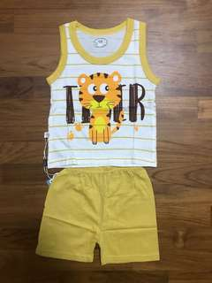 12-18 months Sleeveless Set