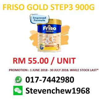 FRISO GOLD - STEP 3