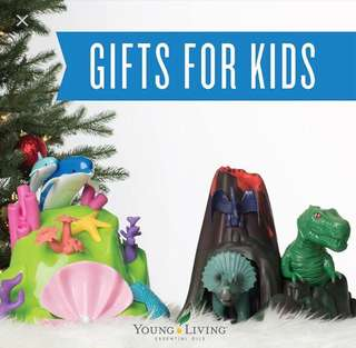 🚚 Young living kidscents diffusers (dolphin reef or Dino land)