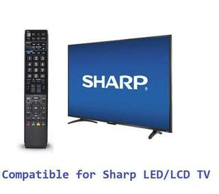 SHARP TV Remote Control Universal