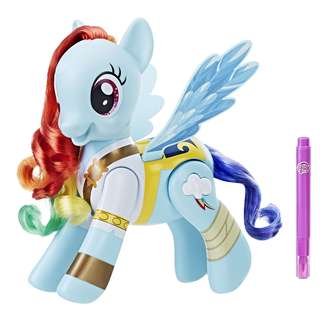 Hasbro MY LITTLE PONY Rainbowdash Toy