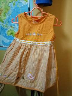 Baby dress/ gown