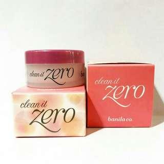 Banila Co Clean It Zero Cleansing Cream 7ml