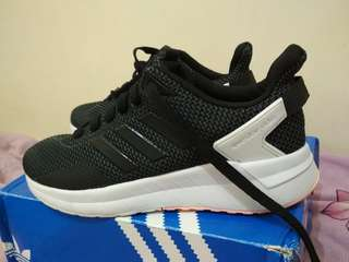 Adidas Questar Ride - Black Black White
