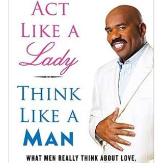 [e-book] Act Like a Lady, Think Like a Man by Steve Harvey #July50