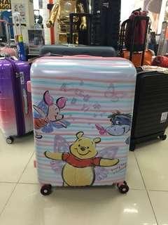 阿豪 最新 卡通 25吋 Winner The Pooh 行李箱