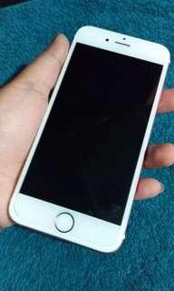 Iphone 6s 16gb rose gold smart lock