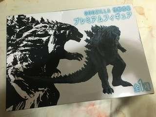 Godzilla 哥斯拉 Figure