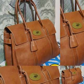 Mulberry vintage tote