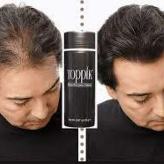 Hair fibre for men and women