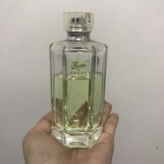 Original Flora Gucci Perfume (20% used)