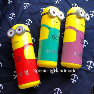 Minion Colour Marker / Children Marker / Colouring