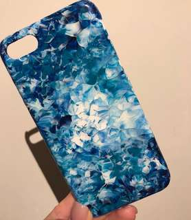 Hand-painted iphone 7 case 手作
