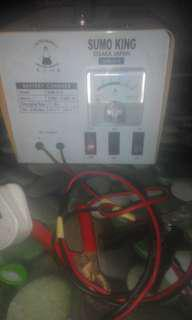Battery Charger Sumo King