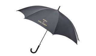 UOB SHELL Golf Umbrella