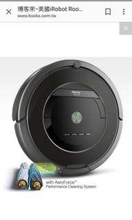 🚚 美國iRobot Roomba 880 第八代掃地機器人掃地吸塵器