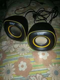 Speaker untuk PC bisa juga untuk hp