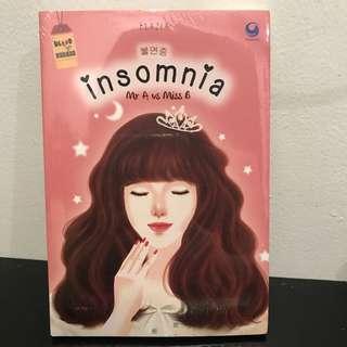 'insomnia' by Flazia