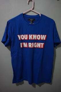 Kaos T-shirt Forever 21